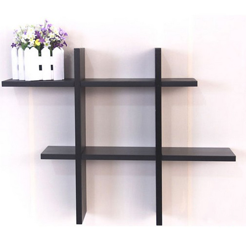 Bn Floating Wall Mounted Shelves Units Dvd Cd Book Storage